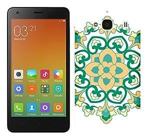 WOW 3D Printed Designer Mobile Case Back Cover For Xiaomi Redmi 2 / Redmi 2 Prime / Redmi 2S