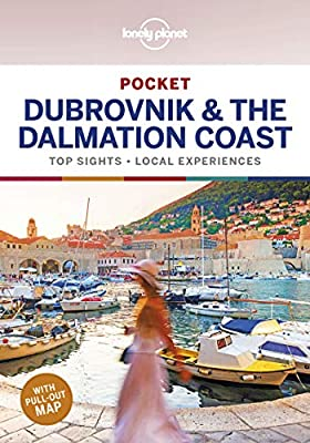 Lonely Planet Pocket Dubrovnik & the Dalmatian Coast (Travel Guide)