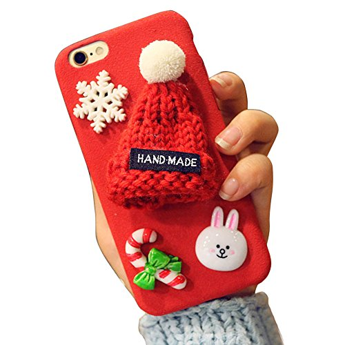 Immagini Di Natale Per Iphone 5.Regali Di Natale Case Cover Iphone 6 Plus Vandot Dura Pc Plastica