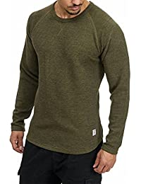 Indicode Homme Sweatshirt Pullover Pull En Tricot Jurupa