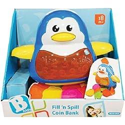 Bkids, Fill'n Spill Coin Bank, 003343