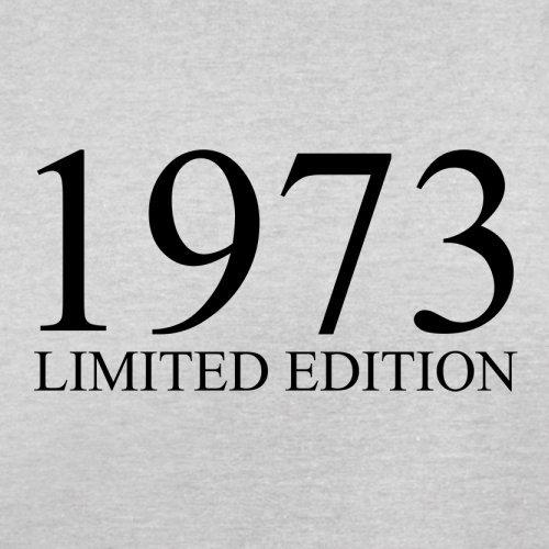 1973 Limierte Auflage / Limited Edition - 44. Geburtstag - Herren T-Shirt - 13 Farben Hellgrau