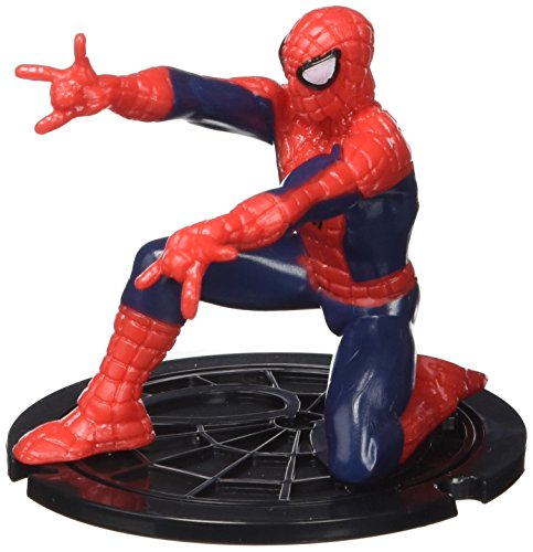 Comansi - 96033 - Super Eroe: Spider-Man Bent Down 7 Cm / 2,76""