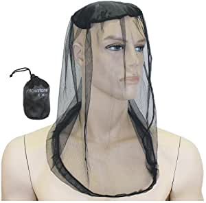Yellowstone Mosquito Head Net - Multi-Colour