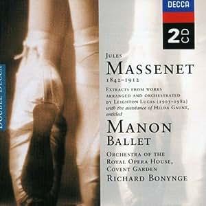 Massenet manon ballet
