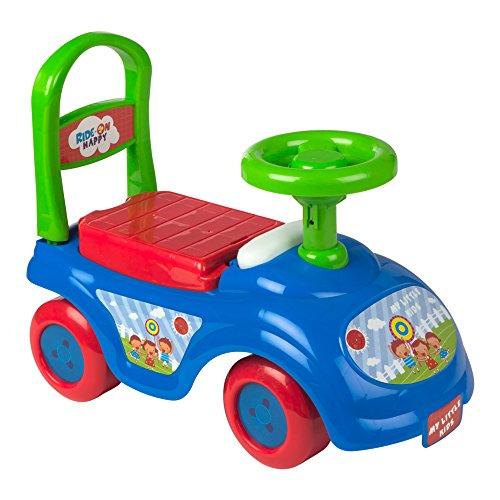 ColorBaby- Correpasillos y andador, azul (Color Baby 44517)