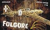 Eduard Plastic Kits 1132 - Modellbausatz Folgore Limited Edition
