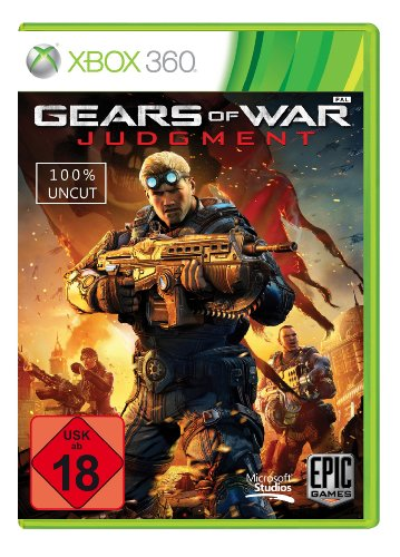 Gears Of War: Judgment (uncut) – [Xbox 360]