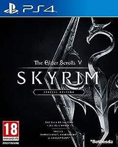 The Elder Scrolls V : Skyrim - édition spéciale - [Edizione: Francia]