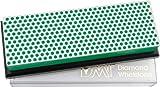 DMT Diamond Whetstone Wetzstein – extrafein mit Plastikbox, 15,2 cm/6 Zoll, 1 Stück, W6EP