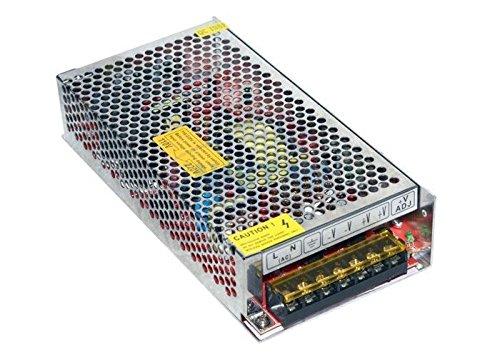 DC 5V/12V/24V Universal geregelt Schaltnetzteil Trafo IP20Für LED Strip Light CCTV–UK Lager, 100 Watt, Dc 5V, 1