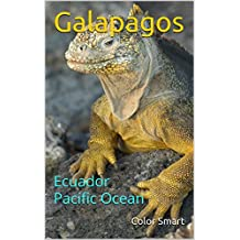 Galapagos: Ecuador Pacific Ocean (Photo Book Book 56) (English Edition)
