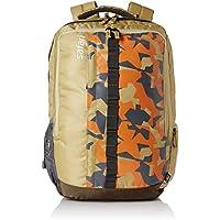 Safari 32 Ltrs Khaki Laptop Backpack (Camouflage Khakhi)