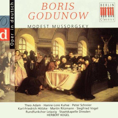 Mussorgsky: Boris Godunow (Querschnitt) [deutsch] [Import USA]