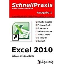 SchnellPraxis Excel 2010