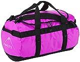 Psychi– bolsa de viaje de equipaje al aire libre, para gimnasio, deporte y viajes, color morado, tamaño (60L) UK
