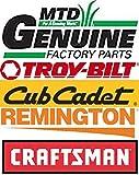 MTD Troy-Bilt Cub-Cadet Craftsman Bolens Remington Yardman Yard-Machine White Huskee LawnChief Ryobi Mtd 710-04374 Lawn Mower Screw Genuine Original Equipment Manufacturer (Oem) Part