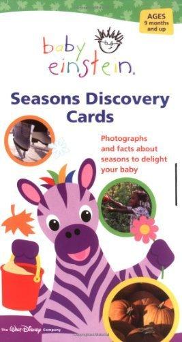 Baby Einstein: Seasons Discovery Cards (Baby Einstein (Special Formats)) by Julie Aigner-Clark (2005-04-02)