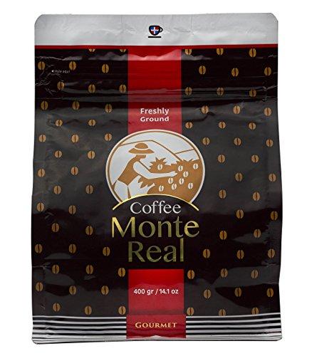 Monte Real Kaffee- Bohnen,  Dominikanischer Kaffee, 400 gr.