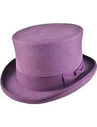 Amazon.it  cappello lana - Viola   Cappelli e cappellini   Accessori ... 4d54c22b92c6