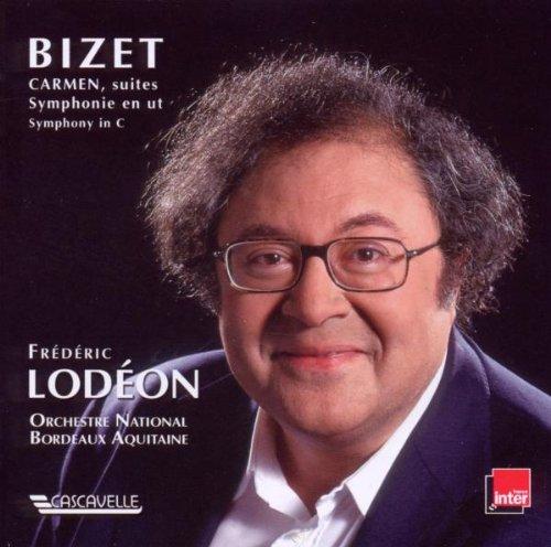 BIZET - CARMEN, Suites - Symphonie en ut
