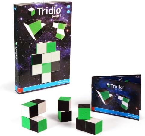Jeux de Réflexion / Casse-tête avec des des des cubes - TRIDIO TWIST - 48 Missions B008DDAFTM 70a26e