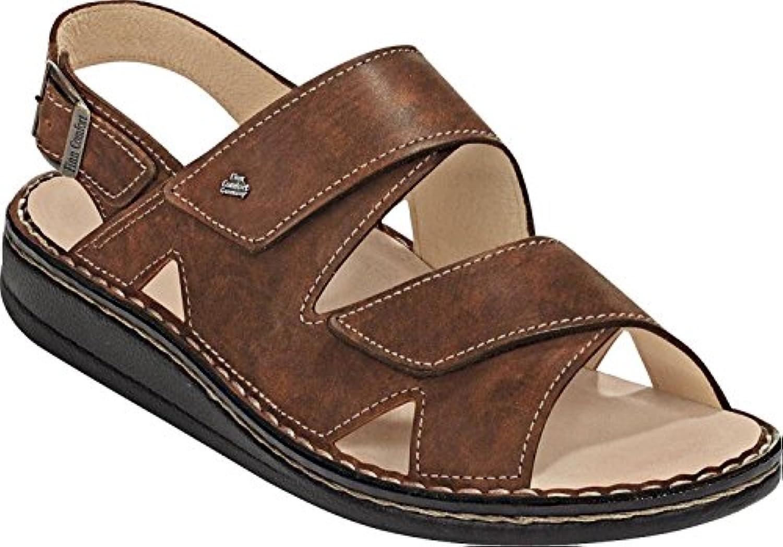 Finn Comfort Toro s  Herrenschuhe Sandale/Pantolette  BraunFinn Comfort Toro Soft brown Taiga 46 Billig und erschwinglich Im Verkauf