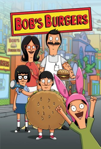 Bobs Burgers mini poster 28cm x43cm 11INX17IN # 01