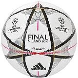 adidas Finmilano Cap Pallone Da Calcio, Uomo, Bianco, 5