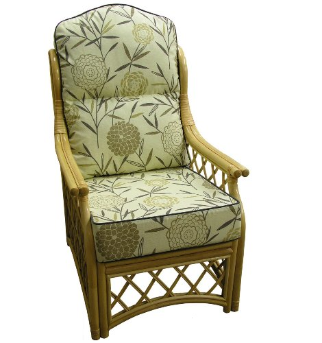 Hump Back Replacement Cane Chair Cushion Covers Only Conservatory
