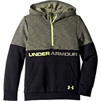 Under Armour Double Tricot 1/2 Imparable Sweat à Capuche Garçon