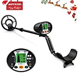 Meterk Metal Detector High Sensitivity High Performance Underground Metal Detector Gold Digger Treasure Hunter Metal Finder Treasures Seeking Tool