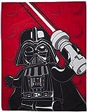Character World Lego Star Wars Panel Fleece Blanket