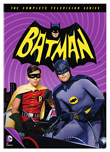 Batman: The Complete Television Series [USA] [DVD]