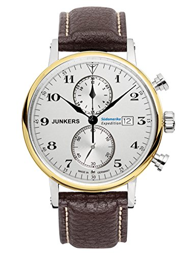 Junkers Men's watch Series South America Expedition Chrono 6586 5