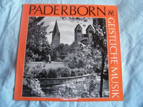 12PAL 3794 VARIOUS Paderborn Geistliche Musik LP