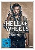 Hell On Wheels - Staffel 2 [3 DVDs]