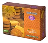#8: Karachi Bakery Double Delight, 2 in 1, Fruit and Osmania Biscuits, 400g
