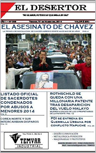 Periódico El Desertor N° 008: Diario de oposicion, pero al Sistema