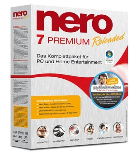 SOF Nero Premium Reloaded Special Edition 7.0