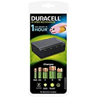Duracell DURCEF22 Universal Multi Battery Charger