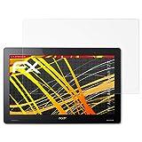 atFolix Folie für Acer Aspire Switch 12 S Displayschutzfolie - 2 x FX-Antireflex-HD hochauflösende entspiegelnde Schutzfolie