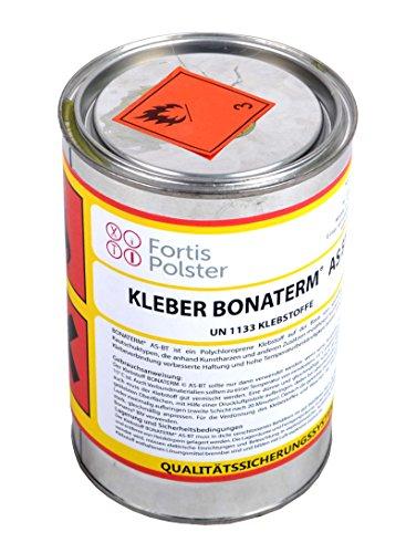 Polsterkleber Kleber Kontaktkleber Bonaterm AS BT 0,8 KG