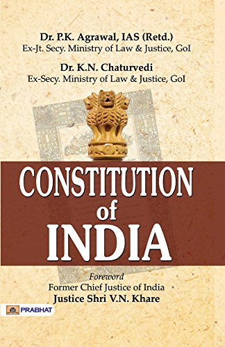 CONSTITUTION OF INDIA EBOOK FOR PDF DOWNLOAD