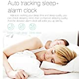 Fitness armband Smarter YG3 Activity Tracker Armband Schrittzähler Kabellose Bluetooth 4.0 Schritte Entfernung Sleep Kalorien ausgeschnittenem Touch Bildschirm Call Nachricht Reminder für Android und IOS (Rosa) - 4