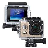 icefox® FHD Unterwasser-Action-Kamera