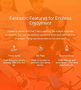 Zantec Drone Creative Smart Stunt Drone Shooting 720P High-definition Pictures Kid Toy Gift by Zantec