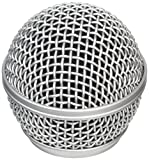 Stagg 16242 Replacement Mesh Grill Spherical Vocal Microphone Head