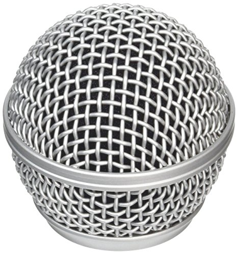 stagg-16242-replacement-mesh-grill-spherical-vocal-microphone-head