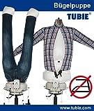 TUBIE Bügelpuppe, Bügelautomat, Hemdenbügler, Hosenbügler, Bügelmaschine